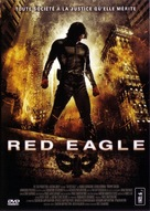 Red Eagle - French DVD cover (xs thumbnail)