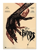 The Birds - Movie Poster (xs thumbnail)