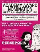 Persepolis - poster (xs thumbnail)
