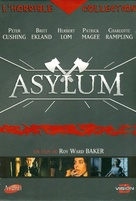 Asylum - French DVD movie cover (xs thumbnail)