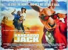 Kangaroo Jack - British Movie Poster (xs thumbnail)