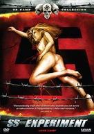 Lager SSadis Kastrat Kommandantur - Swedish DVD cover (xs thumbnail)