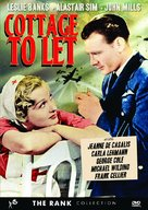 Cottage to Let - DVD movie cover (xs thumbnail)