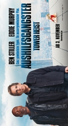 Tower Heist - German Movie Poster (xs thumbnail)