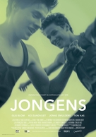 Jongens - Dutch Movie Poster (xs thumbnail)