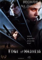 Edge of Madness - Swedish Movie Cover (xs thumbnail)