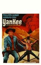 Yankee - Belgian Movie Poster (xs thumbnail)