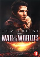 War of the Worlds - Dutch Movie Cover (xs thumbnail)