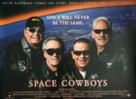 Space Cowboys - British Movie Poster (xs thumbnail)