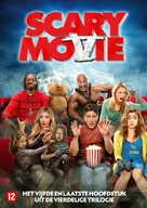 Scary Movie 5 - Dutch DVD movie cover (xs thumbnail)