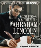 Abraham Lincoln - Blu-Ray movie cover (xs thumbnail)