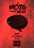The Brain from Planet Arous - Polish Movie Poster (xs thumbnail)