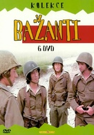 Les bidasses en folie - Czech DVD cover (xs thumbnail)
