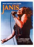 Janis - Movie Poster (xs thumbnail)