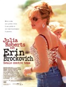 Erin Brockovich - French Movie Poster (xs thumbnail)