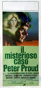 The Reincarnation of Peter Proud - Italian Movie Poster (xs thumbnail)