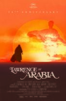 Lawrence of Arabia - Re-release movie poster (xs thumbnail)