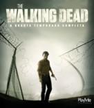 """The Walking Dead"" - Brazilian Movie Cover (xs thumbnail)"