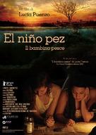 El niño pez - Italian Movie Poster (xs thumbnail)