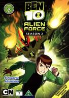 """Ben 10: Alien Force"" - Danish DVD cover (xs thumbnail)"