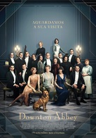 Downton Abbey - Portuguese Movie Poster (xs thumbnail)