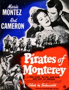 Pirates of Monterey - Movie Poster (xs thumbnail)