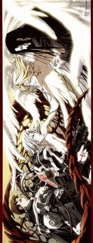 """Trinity Blood"" - Japanese Movie Poster (xs thumbnail)"
