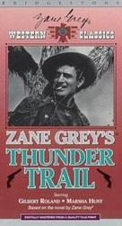 Thunder Trail - Movie Cover (xs thumbnail)