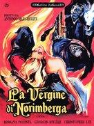 Vergine di Norimberga, La - Italian DVD cover (xs thumbnail)