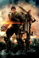 Live Die Repeat: Edge of Tomorrow - Key art (xs thumbnail)