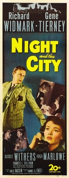 Image result for Night And The City poster