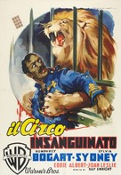 The Wagons Roll at Night - Italian Movie Poster (xs thumbnail)