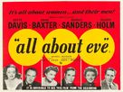All About Eve - British Movie Poster (xs thumbnail)