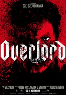 Overlord - Serbian Movie Poster (xs thumbnail)