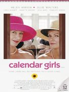 Calendar Girls - Movie Poster (xs thumbnail)