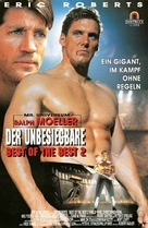 Best of the Best 2 - German Blu-Ray movie cover (xs thumbnail)