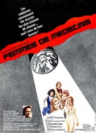Doctors' Wives - French Movie Poster (xs thumbnail)