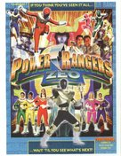 """Power Rangers Zeo"" - Movie Poster (xs thumbnail)"