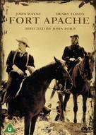 Fort Apache - British DVD cover (xs thumbnail)