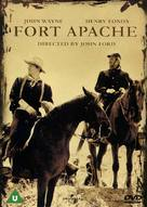 Fort Apache - British DVD movie cover (xs thumbnail)