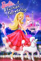 Barbie: A Fashion Fairytale - DVD movie cover (xs thumbnail)