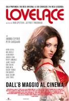 Lovelace - Italian Movie Poster (xs thumbnail)