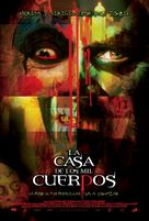 House of 1000 Corpses - Mexican Movie Poster (xs thumbnail)