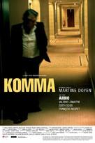 Komma - French poster (xs thumbnail)