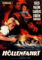 The Last Voyage - German Movie Poster (xs thumbnail)