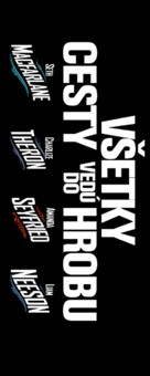 A Million Ways to Die in the West - Slovak Logo (xs thumbnail)