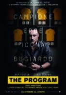 The Program - Italian Movie Poster (xs thumbnail)