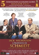 About Schmidt - Italian Movie Poster (xs thumbnail)