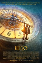 Hugo - Vietnamese Movie Poster (xs thumbnail)