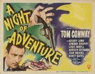 A Night of Adventure - Movie Poster (xs thumbnail)